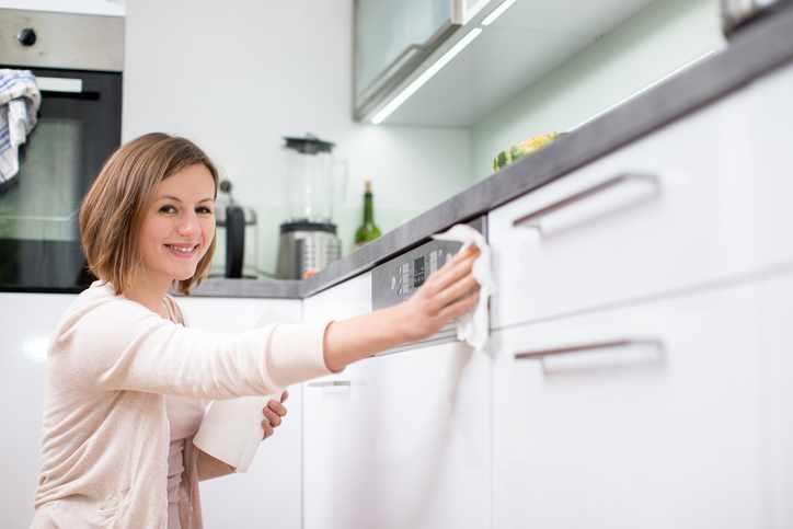 Consejos para una limpieza profunda de la cocina