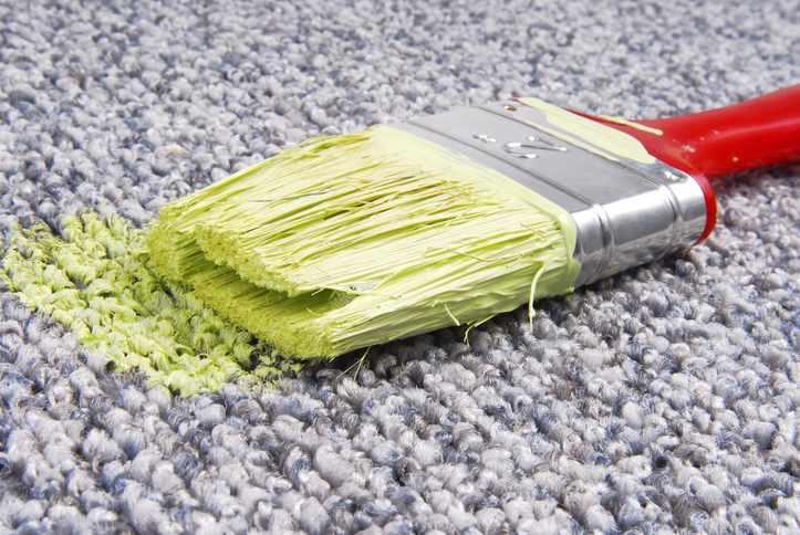 quitar manchas alfombra