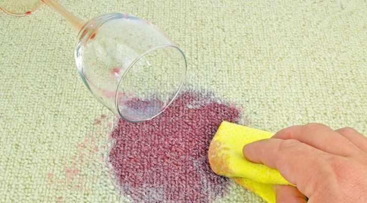 Consejos para limpiar la alfombra